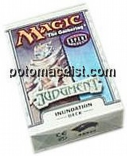 Magic the Gathering TCG: Judgment Inundation Starter Deck