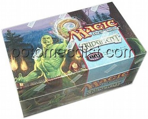 Magic the Gathering TCG: Judgment Theme Starter Deck Box [Japanese]