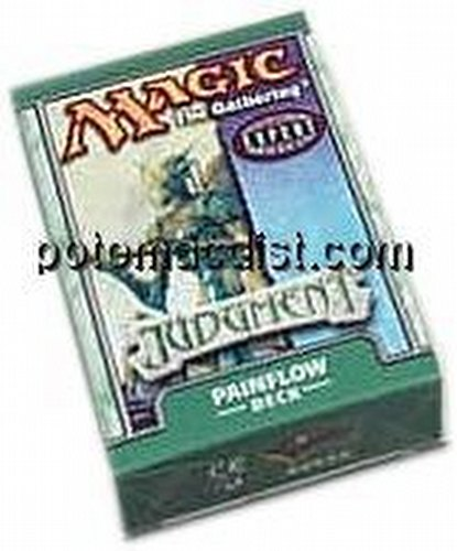 Magic the Gathering TCG: Judgment Painflow Starter Deck