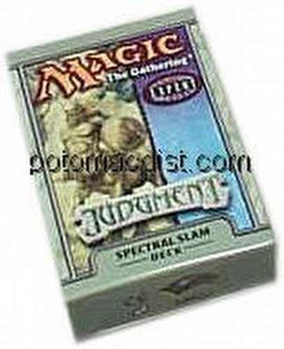 Magic the Gathering TCG: Judgment Spectral Slam Starter Deck