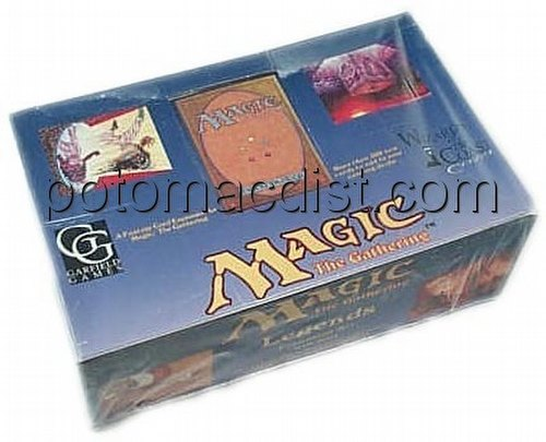 Magic the Gathering TCG: Legends Booster Box