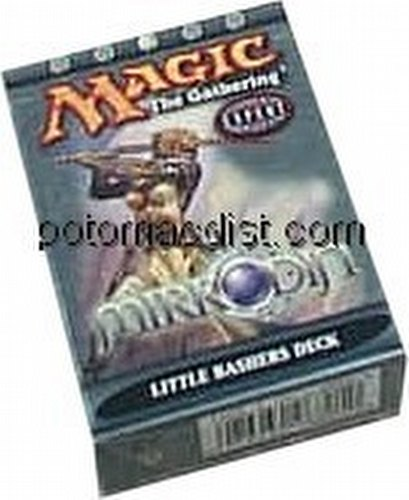 Magic the Gathering TCG: Mirrodin Little Bashers Starter Deck