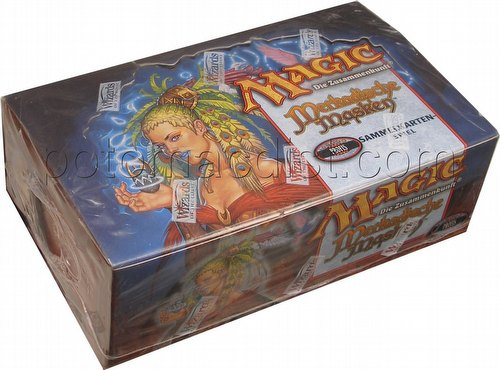 Magic the Gathering TCG: Mercadian Masques Booster Box [German]