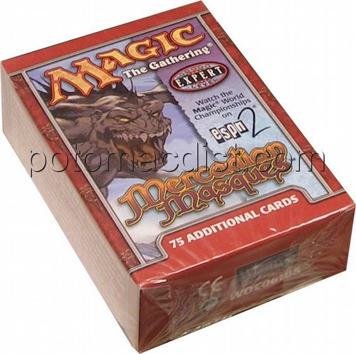 Magic the Gathering TCG: Mercadian Masques Tournament Starter Deck