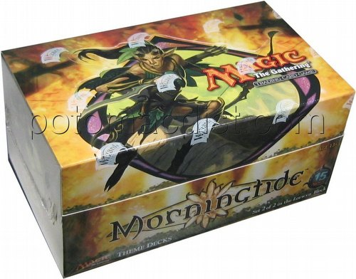 Magic the Gathering TCG: Morningtide Theme Starter Deck Box