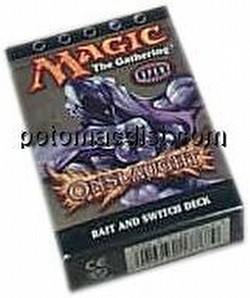 Magic the Gathering TCG: Onslaught Bait and Switch Starter Deck