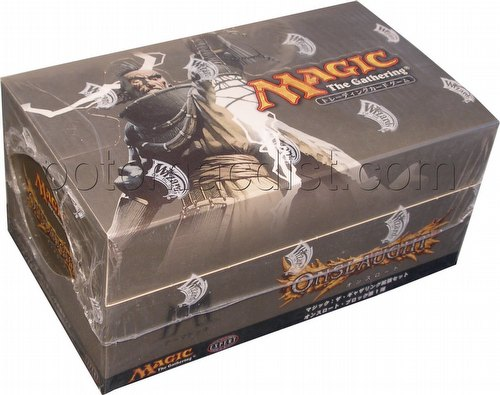 Magic the Gathering TCG: Onslaught Theme Starter Deck Box [Japanese]