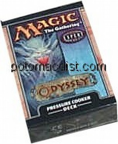 Magic the Gathering TCG: Odyssey Pressure Cooker Starter Deck