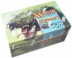 Magic the Gathering TCG: Odyssey Tournament Pack Starter Deck Box