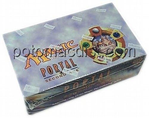 Magic the Gathering TCG: Portal 2nd Age Booster Box