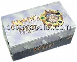 Magic the Gathering TCG: Portal 2nd Age Preconstructed Starter Deck Box [Japanese]