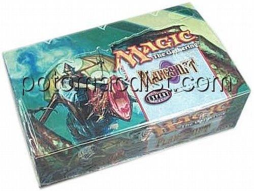 Magic the Gathering TCG: Planeshift Booster Box [Japanese]