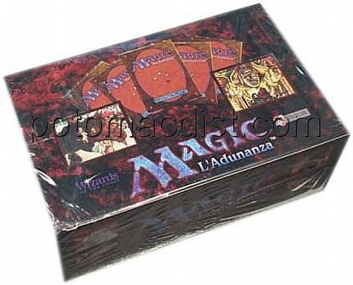 Magic the Gathering TCG: 4th Edition Booster Box [Italian/Unlimited]
