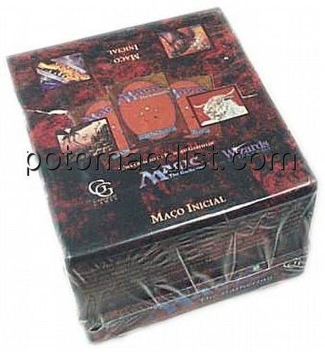 Magic the Gathering TCG: 4th Edition Starter Deck Box [Portuguese]