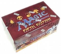 Magic the Gathering TCG: 5th Edition Starter Deck Box