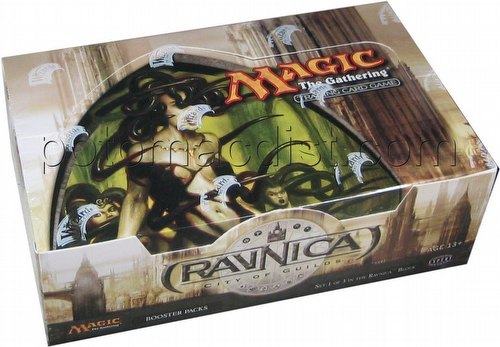 Magic the Gathering TCG: Ravnica City of Guilds Booster Box
