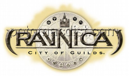 Magic the Gathering TCG: Ravnica City of Guilds Fat Pack Case [6 fat packs]