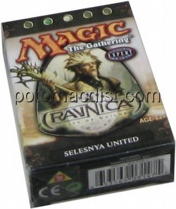Magic the Gathering TCG: Ravnica City of Guilds Selesnya United Theme Starter Deck