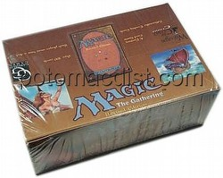 Magic the Gathering TCG: 3rd Edition Revised Booster Box
