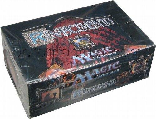 Magic the Gathering TCG: Renaissance Booster Box [Italian]