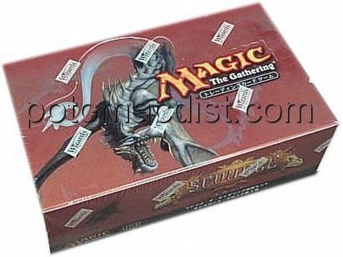 Magic the Gathering TCG: Scourge Booster Box [Japanese]