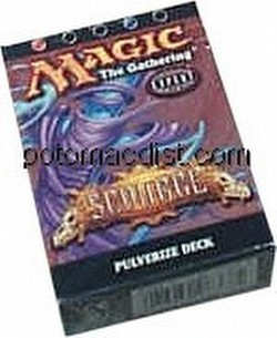 Magic the Gathering TCG: Scourge Pulverize Starter Deck
