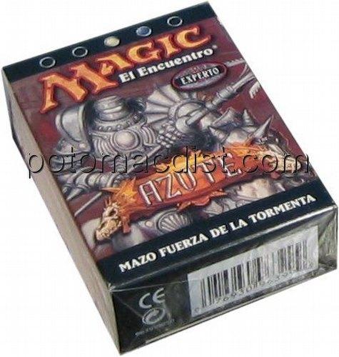 Magic the Gathering TCG: Scourge Storm Surge (Fuerza De La Tormenta) Starter Deck [Spanish]