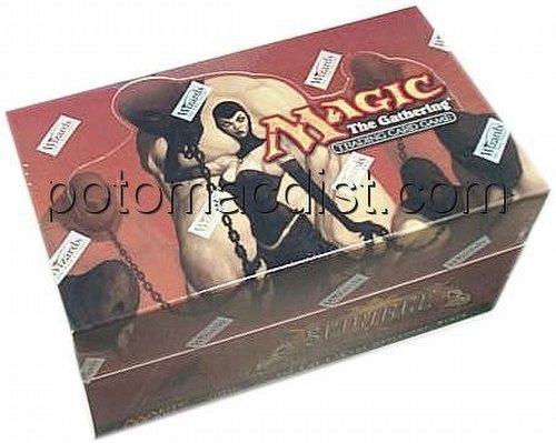 Magic the Gathering TCG: Scourge Theme Starter Deck Box