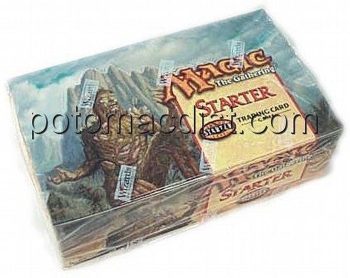 Magic the Gathering TCG: Starter Booster Box