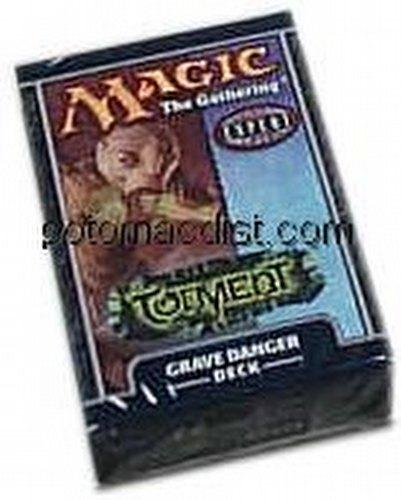 Magic the Gathering TCG: Torment Grave Danger Starter Deck
