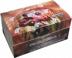 Magic the Gathering TCG: Time Spiral Theme Starter Deck Box