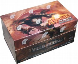 Magic the Gathering TCG: Time Spiral Tournament Starter Deck Box