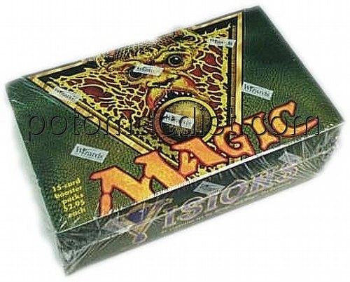 Magic the Gathering TCG: Visions Booster Box