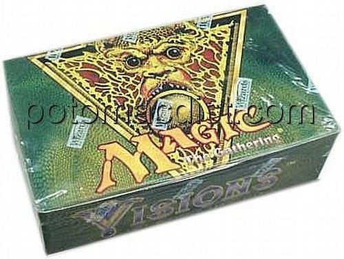 Magic the Gathering TCG: Visions Booster Box [Japanese]