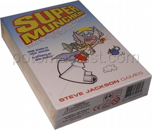 Super Munchkin [Revised Edition]