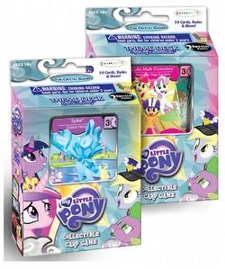 My Little Pony CCG: The Crystal Games Theme Deck Set [2 decks]