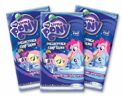 My Little Pony CCG: Equestrian Odysseys Booster Case [6 boxes]