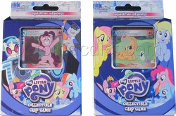 My Little Pony CCG: Equestrian Odysseys Theme Deck Set [2 decks]