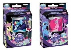 My Little Pony CCG: High Magic Theme Deck Set [2 decks]