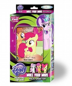 My Little Pony CCG: Marks in Time Pack Drafter Case [6 boxes]