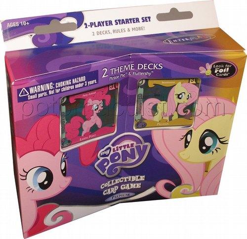 My Little Pony CCG: Premiere Edition 2-Player Starter Set Box