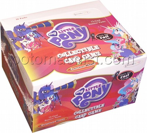 My Little Pony CCG: Canterlot Nights Booster Box