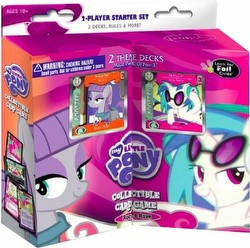 My Little Pony CCG: Rock N Rave 2-Player Starter Set Case [20 sets]