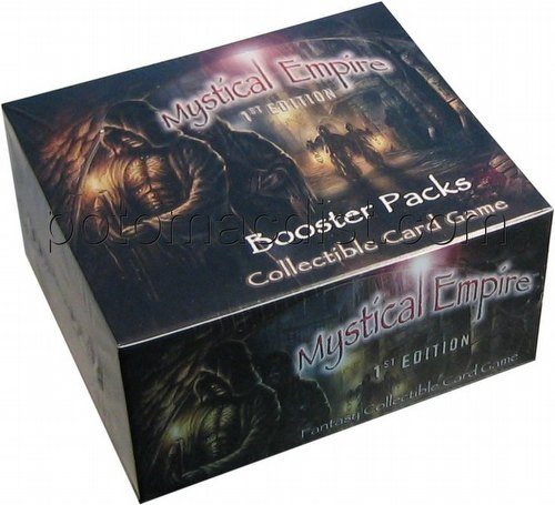 Mystical Empire CCG: Booster Box [1st Edition]