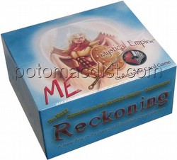 Mystical Empire CCG: Reckoning Booster Box [36 packs]