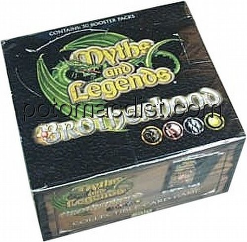 Myths & Legends: Brotherhood Booster Box [Genio]