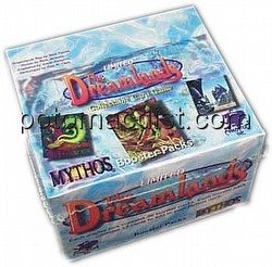 Mythos Collectible Card Game [CCG]: Dreamlands Booster Box