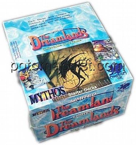 Mythos Collectible Card Game [CCG]: Dreamlands Starter Deck Box