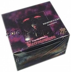 Mythos Collectible Card Game [CCG]: Legends of Necronomicon Booster Box