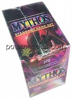 Mythos Collectible Card Game [CCG]: Standard Game Set Box